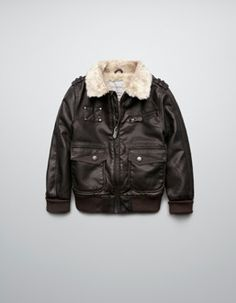 a269fbba8a ... JACKET from Zara. See more. Coats - Boy (2-14 years) - Kids - ZARA  Ireland Zara United
