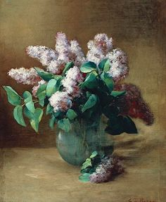 Charles Ethan Porter Lilacs Late 19th - early 20th century