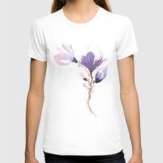 Magnolias at night T-shirt