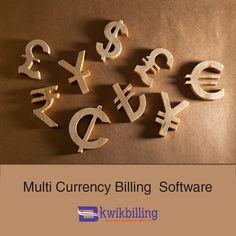 KwikBilling - Multi Currency Online Billing Software
