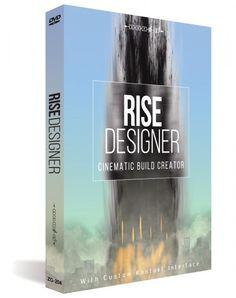 Zero-G Rise Designer More info at http://www.timespace.com/product/RISED-110/3/9999934/zerog_rise_designer_%28download%29.html