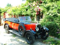 Alvis Silver Eagle 1929; This is my grandfather's actual car (F.C. Moutray) that he bought new in Dublin and brought to British Columbia 1n 1929. It has been restored and now is in Kent, England.