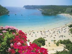 Islas Baleares (Islas Baleares) - Cala Galdana, Menorca