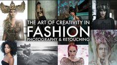 RGGEDU – The Art Of Creativity In Fashion Photography & Retouching With Amanda Diaz