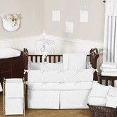 Found it at Wayfair - Diamond Crib Bedding Collection