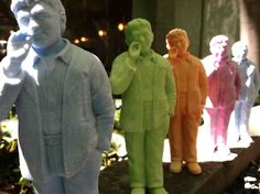 Guy Debord action figure, by Verso Books