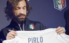 Italy's Andrea Pirlo is old, slow, rarely sprints and is just not the player he was - because he is even better - Telegraph