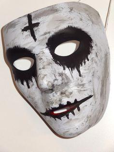 25 Ideas De Mascaras Mascaras Máscaras De Horror Mascaras Dibujo