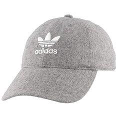 adidas Men s Originals Relaxed Plus Strapback Cap 25b88cd6b899