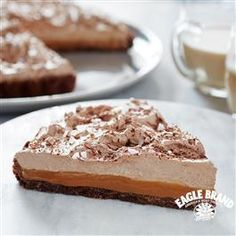 Double Chocolate Caramel Tart from Eagle Brand®