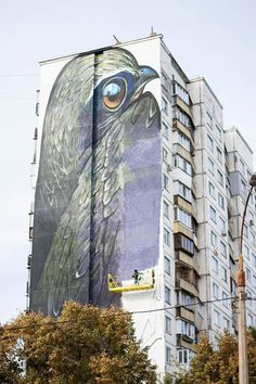 29 Most Creative Large Scale Street Art Murals | Picturescrafts.com
