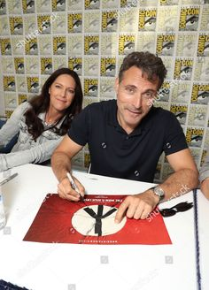 'The Man in the High Castle' TV show, Comic-Con International, San Diego, USA - 21 Jul 2018