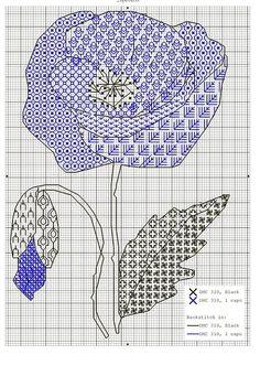 (4) Gallery.ru / Фото #1 - BLACKWORK Flowers - alfita