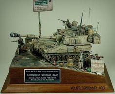 Desert Hulk - Tamiya M109 Paladin OIF - Volker Bembenne - Imgur