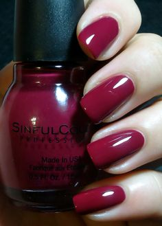 Sinful Colors GET IT ON