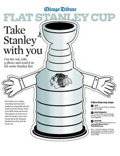 The Flat Stanley Cup