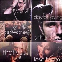 Peeta in the top left pic makes me so sad. I don't know what I'm gonna do when the movie comes out!