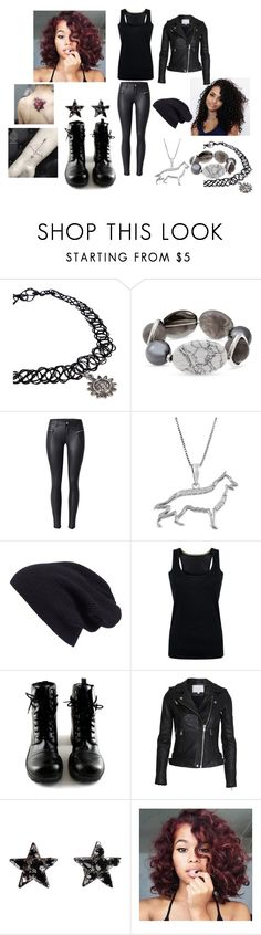 """""""New hair ,don't care"""" by xdreamsxlovex on Polyvore featuring Boohoo, Erica Lyons, Jewel Exclusive, Halogen, Amanda Wakeley and Emanuele Bicocchi"""