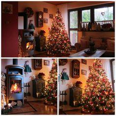 Kouzlo venkova: Vánoční pohoda... Vánoční atmosféru doma mám moc r...
