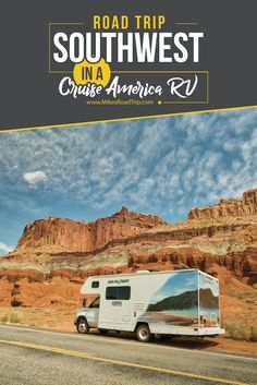 Ever wonder what it's like to do a Southwest Road Trip in a Cruise  America RV? Check out part 2 of this exciting RV road trip [video included].  #USARoadTrip #Southwest #roadtrip #roadtrips #CruiseAmerica #RV  #RVroadtrip #CruiseAmericaRV Cruise America, Best Places To Camp, Travel Trailers For Sale, Travel Usa, Travel Tips, Best Friend Pictures, Road Trip Usa, What Is Like, Vacation Destinations
