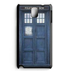 Doctor Who Tardis Samsung Galaxy Note 5 Case