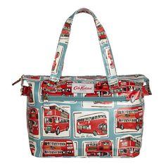 London Buses Small Zipped Handbag | Cath Kidston autumn collection | £26