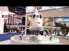 (2) UMEX 2018 International Unmanned Systems Exhibition Ground Air Naval Abu Dhabi United Arab Emirates - YouTube