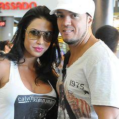 Cantor Belo e Gracyanne recebem ordem de despejo de casa em que moram no Rio   Papelpop Conteúdo - Yahoo! OMG! Brasil