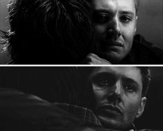 Sacrifice + All Hell Breaks Loose: Part One [gifset] - brother hugs that will be the death of me Supernatural Destiel, Winchester Boys, Army Men, Film Stills, Family Business, Best Shows Ever, Get Over It, Have Time, Cool Words