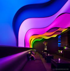 W Hotel Montreal - Wunderbar by Stephane Groleau | Square Victoria, Quartier International