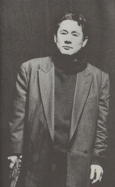 Takeshi Kitano, Japanese Men, Iconic Movies, Film Director, Favorite Person, Bad Boys, Cinema, Actors, Black And White