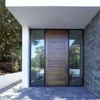 Hillsborough II - Vernon - modern - entry - san francisco - MAK Studio