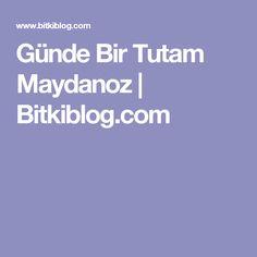 Günde Bir Tutam Maydanoz | Bitkiblog.com