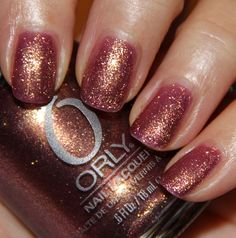 Orly Ingenue - I think I'm in love w/ this nail color! I WANT IT.