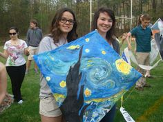 Art History Kites  Art of Apex High School