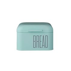 Metal Bread Bin Mint