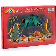 Ostheimer Forest Animals Gift Box Set