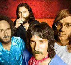 The doors. Jim as always, looking LIKE A BOSS. :)