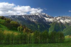 North-caucasus-mountains-gora-abago-caucasian-