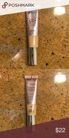 It Cosmetics CC Cream +Illumination Shade is Fair. it cosmetics Makeup Foundation