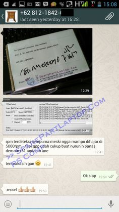 Testimoni Pelanggan PS Comp [Sparepart Laptop specialist]