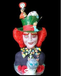 Awesome mad hatter