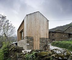 Located in Paderne Portugal, designed by Spanish architect Carlos Quintáns Eiras