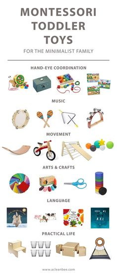 Montessori Toddler Toys – minimalist toddler toys that are beautiful, practical, and encourage toddler learning and growth. Maria Montessori, a Woman Ahead of Her Time Montessori Playroom, Montessori Activities, Infant Activities, Montessori Baby Toys, Best Toddler Gifts, Best Toddler Toys, Best Toys For Kids, Best Baby Toys, Best Gifts For Toddlers