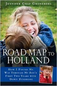 A wonderful book about a mother's journey with Down syndrome.