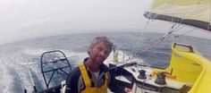 Vendee Globe. The longest single handed race on the planet. Made in France of course!