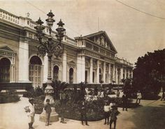 Capitolio Nacional. 20´s