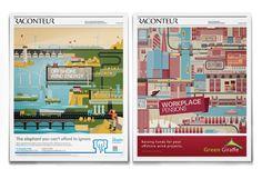 The Design Surgery    Raconteur Special Interest Report Design, Editorial Design