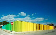cilindros pvc arquitectura - Buscar con Google