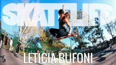 Leticia Bufoni #SKATELIFE | Andar de skate não é crime - http://DAILYSKATETUBE.COM/leticia-bufoni-skatelife-andar-de-skate-nao-e-crime/ - http://www.youtube.com/watch?v=EhssBIpKeWU&feature=youtube_gdata  Leticia Bufoni #SKATELIFE | Andar de skate não é crime Morando atualmente na Califórnia, Leticia Bufoni costuma fazer sessões de skate em pistas e picos de r... - andar, Bufoni, crime, Leticia, não, skate, skatelife